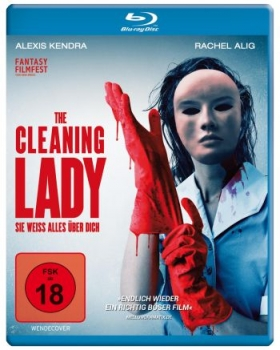 Cleaning Lady, The - Uncut Edition  (blu-ray)