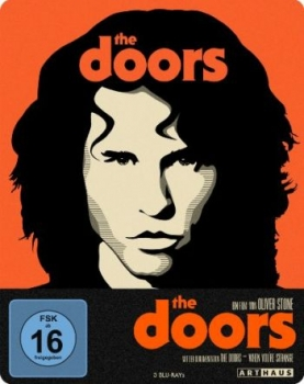 Doors, The - Limited Steelbook Edition  (blu-ray)
