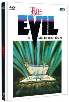 Evil, The - Uncut Mediabook Edition  (DVD+blu-ray) (A)