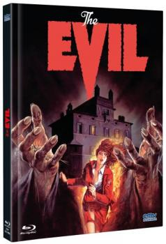 Evil, The - Uncut Mediabook Edition  (DVD+blu-ray) (B)