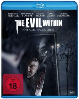 Evil Within, The - Töte alles, was du liebst (blu-ray)