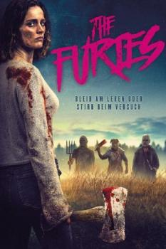 Furies, The - Uncut Mediabook Edition (DVD+blu-ray)