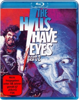 Hills Have Eyes 2, The - Uncut Edition (blu-ray)