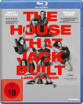 House that Jack built, The - Unrated Directors Cut  (blu-ray)