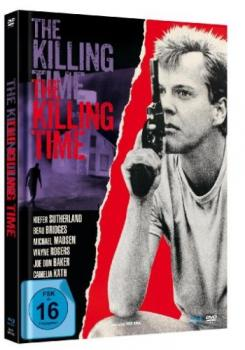 Killing Time, The - Uncut Mediabook Edition (DVD+blu-ray)