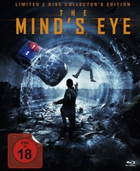 Minds Eye, The - Uncut Mediabook Edition (blu-ray+DVD) (C)