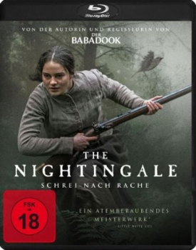 Nightingale, The - Schrei nach Rache - Uncut Edition  (blu-ray)