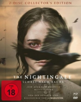 Nightingale, The - Schrei nach Rache - Uncut Mediabook Edition  (DVD+blu-ray)
