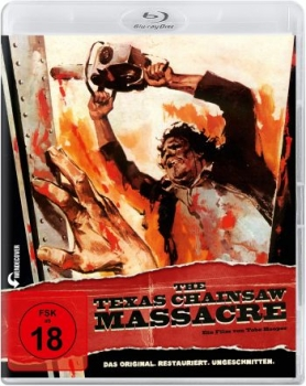 Texas Chainsaw Massacre, The - Uncut Edition  (blu-ray)