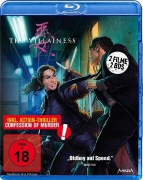 Villainess, The/Confession of Murder (blu-ray)