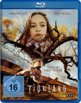 Tideland - Digital Remastered  (blu-ray)