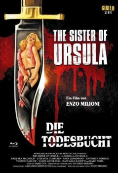 Todesbucht, Die - The Sister of Ursula - Uncut Edition  (blu-ray)
