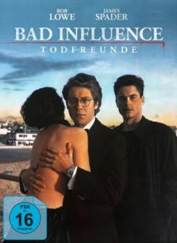 Todfreunde - Bad Influence - Uncut Mediabook Edition  (DVD+blu-ray) (A)