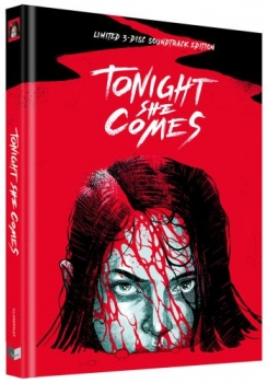 Tonight She Comes - Uncut Mediabook Edition  (DVD+blu-ray) (F)
