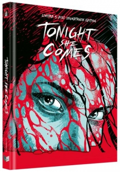 Tonight She Comes - Uncut Mediabook Edition  (DVD+blu-ray) (G)