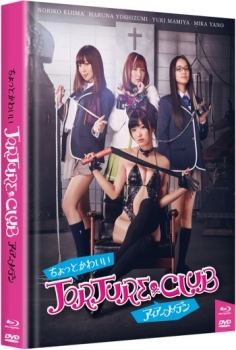 Torture Club - Uncut Mediabook Edition  (DVD+blu-ray)