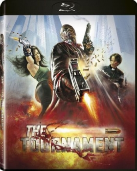 Tournament, The - Uncut Edition  (blu-ray)