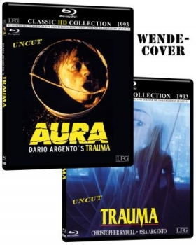 Trauma - Aura - Uncut Edition (blu-ray)