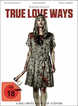 True Love Ways - Limited Mediabook Edition  (DVD+blu-ray)