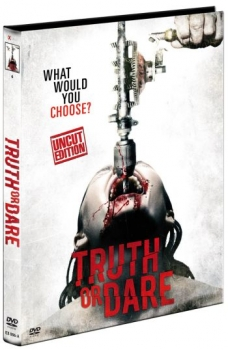 Truth or Dare - Uncut Mediabook Edition (A)