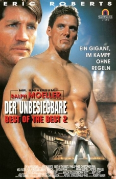 Best of the Best 2 - Der Unbesiegbare - Uncut Hartbox Edition  (DVD+blu-ray)