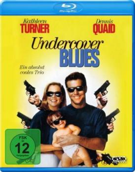 Undercover Blues - Ein absolut cooles Trio (blu-ray)