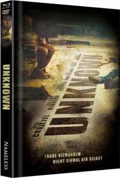 Unknown - Limited Mediabook Edition  (DVD+blu-ray)