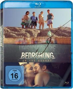 Unsichtbare Bedrohung - In the Quarry  (blu-ray)