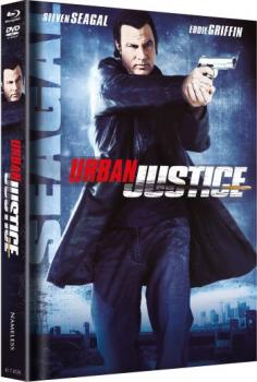 Urban Justice - Blinde Rache - Uncut Mediabook Edition  (DVD+blu-ray) (Cover Original)