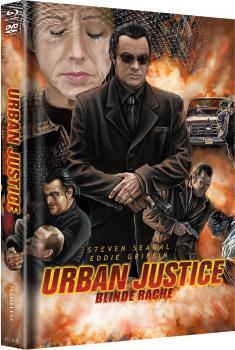 Urban Justice - Blinde Rache - Uncut Mediabook Edition (DVD+blu-ray) (Cover Artwork)