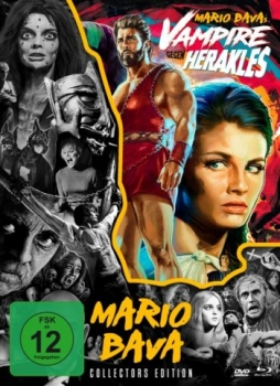 Vampire gegen Herakles - Mario Bava-Collection (DVD+blu-ray)