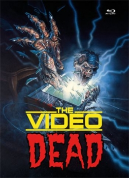 Video Dead, The - Uncut Edition  (blu-ray)