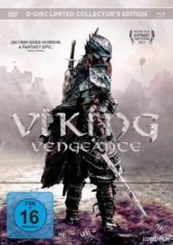 Viking Vengeance - Limited Mediabook Edition  (DVD+blu-ray)