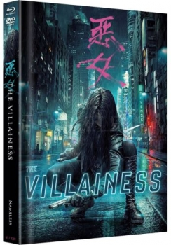 Villainess, The - Uncut Mediabook Edition  (DVD+blu-ray) (Cover City)