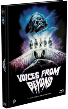 Voices from Beyond - Uncut Mediabook Edition (DVD+blu-ray) (A)