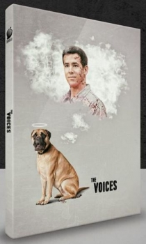 Voices, The - Limited Mediabook Edition (DVD+blu-ray) (B)