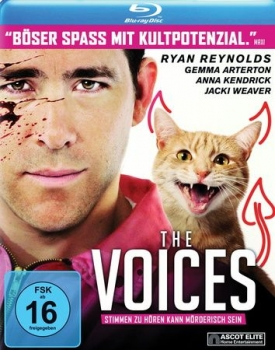 Voices, The  (blu-ray)