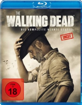 Walking Dead, The - Staffel 9 - Uncut  (blu-ray)