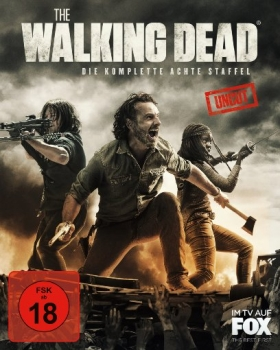 Walking Dead, The - Die komplette achte Staffel - Uncut Edition  (blu-ray)