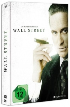 Wall Street - Limited Mediabook Edition  (blu-ray)