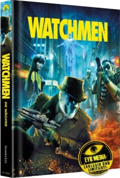 Watchmen - Die Wächter - Ultimate Cut - Limited Mediabook Edition  (blu-ray) (Cover A)