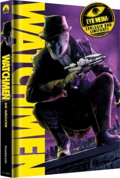 Watchmen - Die Wächter - Ultimate Cut - Limited Mediabook Edition  (blu-ray) (Cover B)