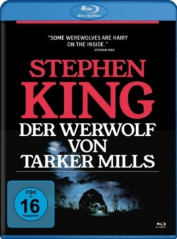Stephen King - Der Werwolf von Tarker Mills  (blu-ray)