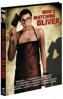 Whos Watching Oliver - Uncut Mediabook Edition  (DVD+blu-ray) (A)