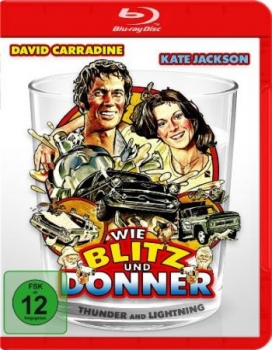 Wie Blitz und Donner - Thunder and Lightning  (blu-ray)
