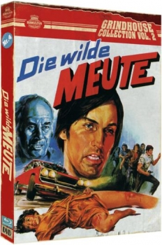 Wilde Meute, Die - The Grindhouse Collection 2 (DVD+blu-ray)