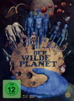 Wilde Planet, Der - Limited Mediabook Edition  (DVD+blu-ray)