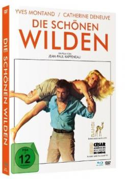 Schönen Wilden, Die - Limited Mediabook Edition  (DVD+blu-ray)