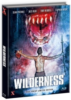 Wilderness - Uncut Mediabook Edition  (DVD+blu-ray) (A)