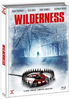 Wilderness - Uncut Mediabook Edition  (DVD+blu-ray) (B)